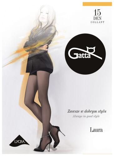 a68805e9d6c33e Rajstopy Gatta Laura 15 den 5-XL, 3-Max