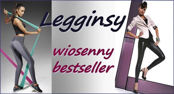 Legginsy bestseller wiosny